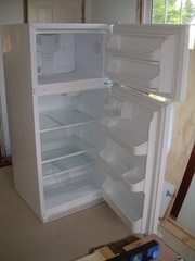 Refrigerator 18.2 cu.ft.  Winter Harbor