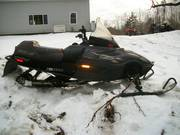 02 Arctic Cat Z 440 ES Sled Snowmobile