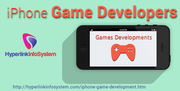 Excellent iPhone Game Developers services for hire at $15/hour Rates