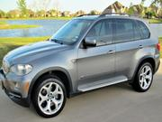 BMW X5 from 2008 low miles