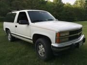 Chevrolet Blazer 124543 miles