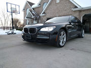 2013 BMW 7-Series 750Li xDrive M-Sport