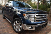 2013 Ford F-150 LARIAT-EDITION