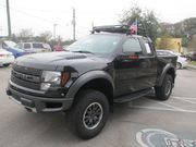 2010 Ford F-150 SVT Raptor 4x4 4dr SuperCab Styleside