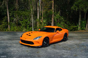 2014 Dodge ViperTA 6600 miles