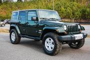 2010 Jeep WranglerUnlimited Sahara Sport Utility 4-Door