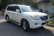 2009 Lexus LX Base Sport Utility 4-Door