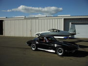 1963 Chevrolet Corvette Split Window Coupe 2-Door