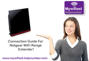 Connection Guide For Netgear WiFi Range Extender