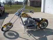 2007 Orange County Choppers Custom